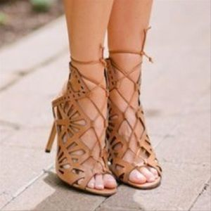 Dolce vita Helena Nude heels